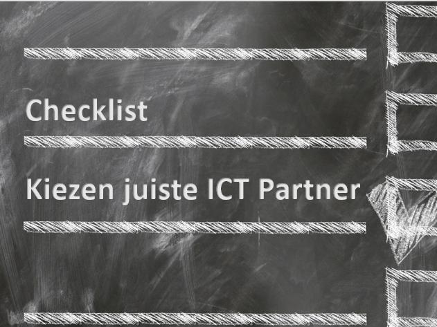 6 tips: Hoe kies je de juiste ICT partner