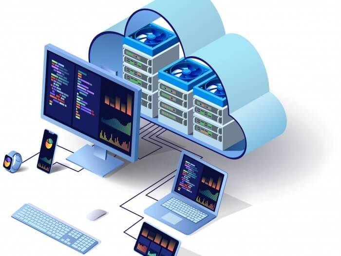 Wat is Cloud computing of werken in de cloud?