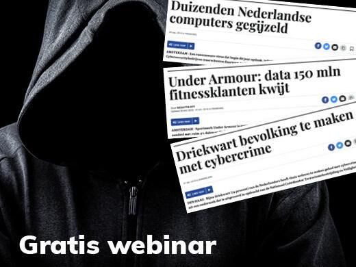 Webinar | Dataveiligheidslessen | Ethische hacker |LOSNING ICT