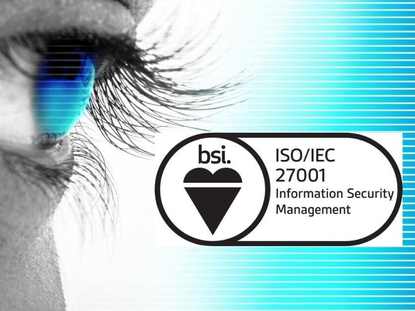 ISO 27001 certificaat voor ICT bedrijf in Cloudwerkplekken