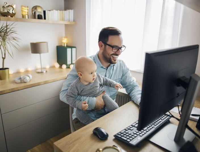 Hoe richt jij thuis je werkplek in   LOSNING ICT