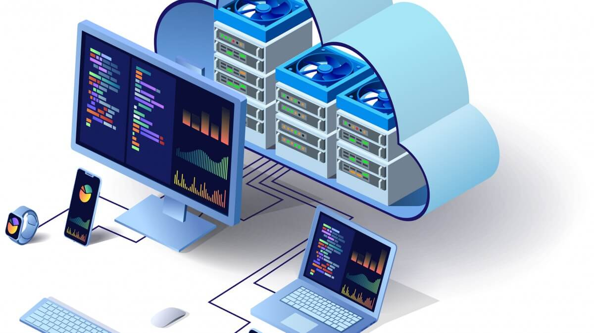 Wat is Cloud computing of werken in de cloud?